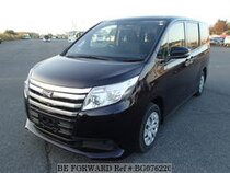 Used 2016 TOYOTA NOAH BG076220 for Sale for Sale