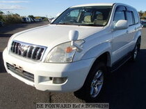 Used 2003 TOYOTA LAND CRUISER PRADO BG076198 for Sale for Sale