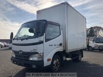 Used 2009 HINO DUTRO BG076227 for Sale for Sale