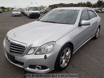 Used 2009 MERCEDES-BENZ E-CLASS BG076248 for Sale for Sale