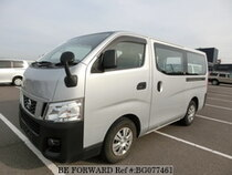 Used 2013 NISSAN CARAVAN VAN BG077461 for Sale for Sale