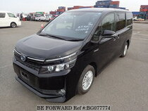Used 2015 TOYOTA VOXY BG077774 for Sale for Sale