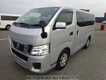 Used 2013 NISSAN CARAVAN VAN BG077779 for Sale for Sale