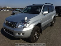 Used 2008 TOYOTA LAND CRUISER PRADO BG077792 for Sale for Sale