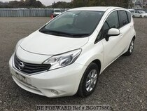 Used 2014 NISSAN NOTE BG077880 for Sale for Sale