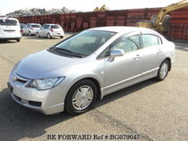 Used 2006 HONDA CIVIC HYBRID BG079045 for Sale for Sale