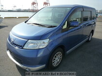 Used 2007 NISSAN SERENA BG079081 for Sale for Sale