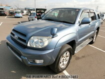 Used 2003 TOYOTA HILUX SURF BG082461 for Sale for Sale