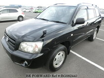 Used 2004 TOYOTA KLUGER BG082443 for Sale for Sale
