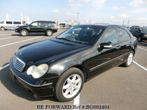 Used 2003 MERCEDES-BENZ C-CLASS BG082404 for Sale for Sale