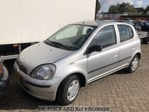Used 1999 TOYOTA YARIS BG084240 for Sale for Sale