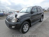 Used 2006 TOYOTA LAND CRUISER PRADO BG074900 for Sale for Sale