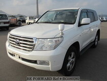Used 2010 TOYOTA LAND CRUISER BG080262 for Sale for Sale