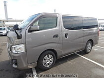 Used 2013 NISSAN CARAVAN VAN BG080574 for Sale for Sale