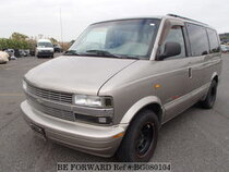 Used 2001 CHEVROLET ASTRO BG080104 for Sale for Sale