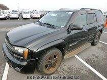 Used 2004 CHEVROLET TRAILBLAZER BG081527 for Sale for Sale
