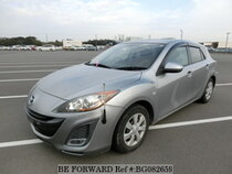 Used 2010 MAZDA AXELA SPORT BG082659 for Sale for Sale