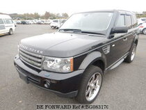Used 2009 LAND ROVER RANGE ROVER SPORT BG083170 for Sale for Sale