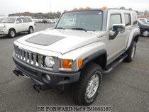 Used 2008 HUMMER H3 BG083167 for Sale for Sale