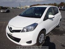 Used 2014 TOYOTA VITZ BG083875 for Sale for Sale