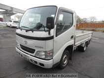 Used 2002 TOYOTA TOYOACE BG084930 for Sale for Sale