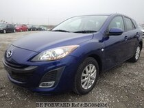 Used 2009 MAZDA AXELA SPORT BG084936 for Sale for Sale