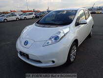Used 2013 NISSAN LEAF BG086298 for Sale for Sale