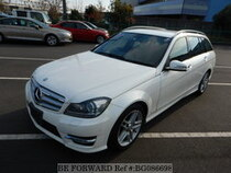 Used 2012 MERCEDES-BENZ C-CLASS BG086698 for Sale for Sale