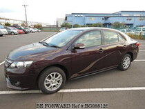 Used 2011 TOYOTA ALLION BG088126 for Sale for Sale
