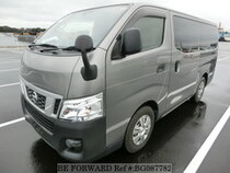 Used 2013 NISSAN CARAVAN VAN BG087782 for Sale for Sale