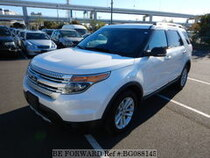 Used 2012 FORD EXPLORER BG088145 for Sale for Sale
