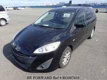 Used 2011 MAZDA PREMACY BG087818 for Sale for Sale