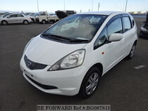 Used 2009 HONDA FIT BG087819 for Sale for Sale