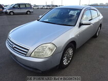 Used 2003 NISSAN TEANA BG087810 for Sale for Sale
