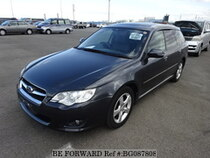Used 2008 SUBARU LEGACY TOURING WAGON BG087808 for Sale for Sale