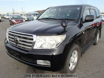 Used 2009 TOYOTA LAND CRUISER BG089015 for Sale for Sale
