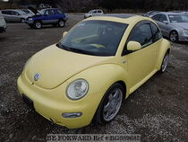 Used 1999 VOLKSWAGEN NEW BEETLE BG089685 for Sale for Sale