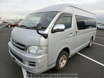 Used 2009 TOYOTA HIACE WAGON BG090201 for Sale for Sale