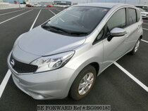 Used 2015 NISSAN NOTE BG090185 for Sale for Sale