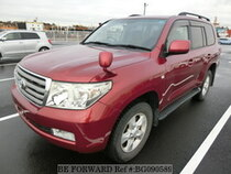Used 2010 TOYOTA LAND CRUISER BG090589 for Sale for Sale