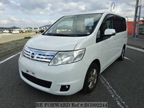 Used 2010 NISSAN SERENA BG092244 for Sale for Sale