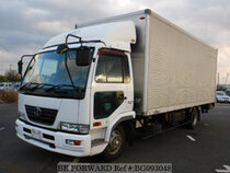 Used 2005 NISSAN CONDOR BG093048 for Sale for Sale