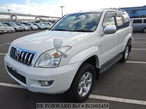 Used 2005 TOYOTA LAND CRUISER PRADO BG092458 for Sale for Sale