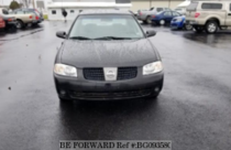 Used 2004 NISSAN SENTRA BG093580 for Sale for Sale