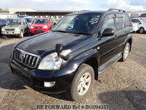 Used 2007 TOYOTA LAND CRUISER PRADO BG094317 for Sale for Sale
