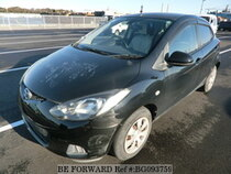 Used 2008 MAZDA DEMIO BG093759 for Sale for Sale