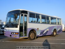 Used 2004 MITSUBISHI AERO MIDI BG094165 for Sale for Sale