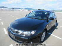 Used 2007 SUBARU IMPREZA BG094017 for Sale for Sale