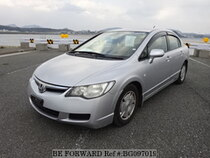 Used 2007 HONDA CIVIC HYBRID BG097019 for Sale for Sale
