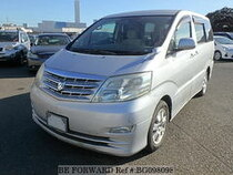 Used 2006 TOYOTA ALPHARD BG098098 for Sale for Sale